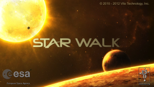 Star Walk Title Screen