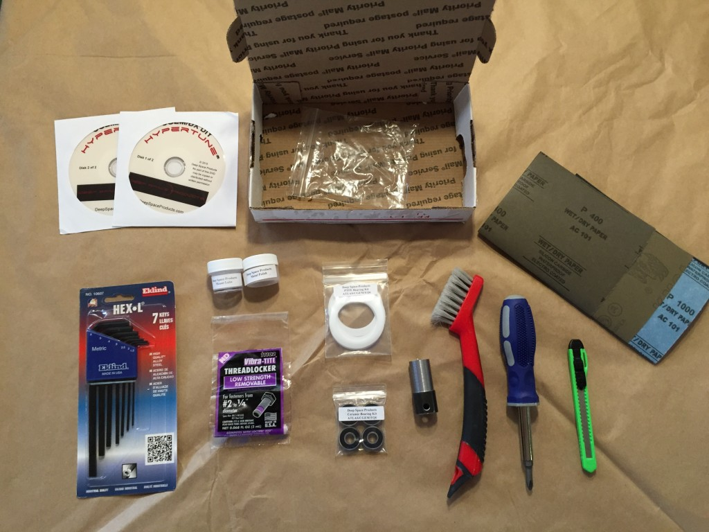 CGEM Hypertune kit from DeepSpaceProducts