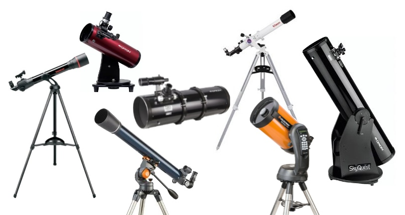 How To Avoid The Agony When Buying Your First Telescope – The ...